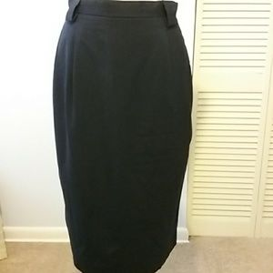 Vintage pencil skirt by JH COLLECTIBLES